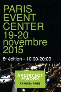 salon Architect@work Paris