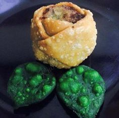 Samosa is a famous tea time snacks across all over India. It can be fried or baked with different stuffings like potato, peas, noodles etc. Typically it is triangle in shape but for a change … Tea Time Snacks, Noodles, Potato, Fries, Triangle, India, Change, Canning, Breakfast