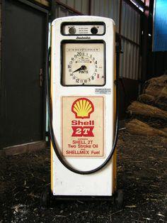 BECKMETER PETROL/OIL MIXING PUMP