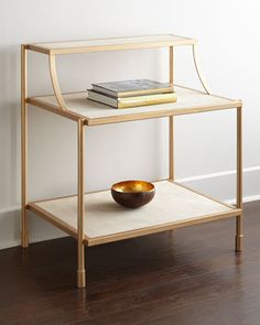 Donna Side Table at Neiman Marcus.
