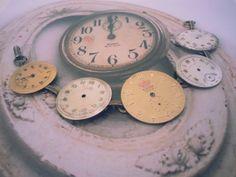 Steampunk Vintage Watch Faces