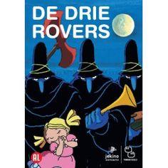 DVD De Drie Rovers