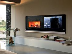 19 Best Side By Tv Fireplace