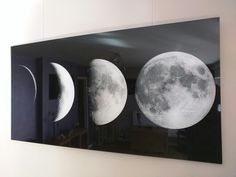 Just one of my acylic moon pics please come find me on facebook with starlight pictures