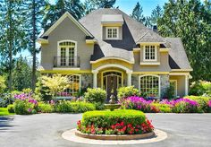 Cottage House Plans - Stock Home Plans for Every Style - Your Family Architect - Architects Northwest Cottage House Designs, Cottage House Plans, Craftsman House Plans, Dream House Plans, Cottage Homes, House Floor Plans, Cottage Grove, Cottage Design, The Plan