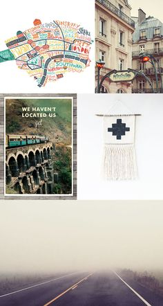 Well Traveled Walls | Thought & Sight