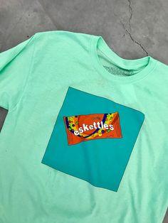 e9f49a25c83 SOMEHOODLUM Bank Account Light Blue Long Sleeve T-Shirt