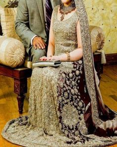 Pakistani Latest Walima Dresses