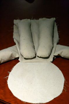 Good instructions----Rag Doll Pattern