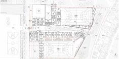 Multi-Sports Complex Competition Winning Proposal / Archi5 + Tecnova Architecture,floor plan