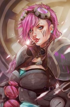 vi by lackless on deviantART