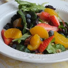 Breakfast Brunch Salad