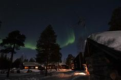 Aurora Quest at Nellim - Northern Lights Holiday in Lapland