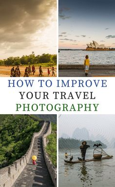 How to Improve Your Travel Photography: Good photography isn't magic! Here's what I do in order to capture my travels as well as possible.