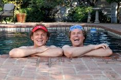 Still of John C. Reilly and Will Ferrell in Step Brothers