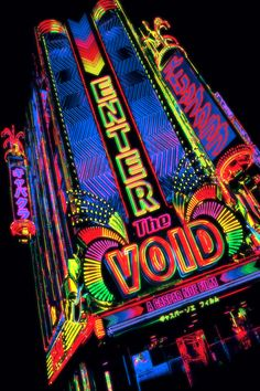 Image result for enter the void city