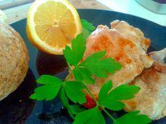 Udka kurczaka skąpane w cytrynie | Szef kuchni odleciał