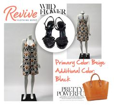 """""""SHOP - Revive Depot"""" by ladymargaret ❤ liked on Polyvore featuring ShoeDazzle"""