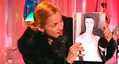 Madonna inducts David Bowie into the Rock and Roll Hall of Fame in 1996 speech and video