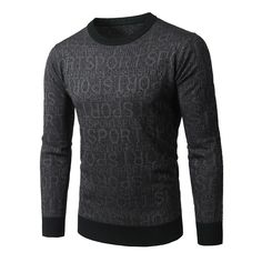 Men Sweaters Long Sleeves Knit Wear O-neck Pullovers Hombre Masculinas Casual Sweater. Gender: MenClosure Type: NoneCollar: O-NeckThickness: StandardStyle: CasualItem Type: PulloversWool: Standard WoolHooded: NoSleeve Style: RegularMaterial: Polyester,CottonPattern Type: SolidSleeve Length(cm): FullBrand Name: TUNEVUSEModel Number: BMY16Decoration: NoneTechnics: Computer KnittedSize: Asian M/L/XL/XXLColor: Dark Gray/KhakiBasic Style: SweaterGender: Male/Men/Students