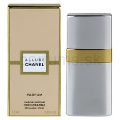 Chanel Allure parfém pre ženy  plniteľný