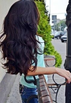 exactly how I want my hair to be.