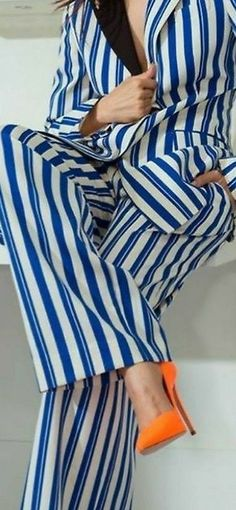 Rich Girl, Striped Pants, Stripes, Girls, Fashion, Toddler Girls, Moda, Stripped Pants, Daughters
