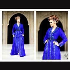 #fashionshow#pfc #mode #قفطان #المغرب #belgium #anvers #loubnaayroud #bleu #photographie #noureddineelghoumari