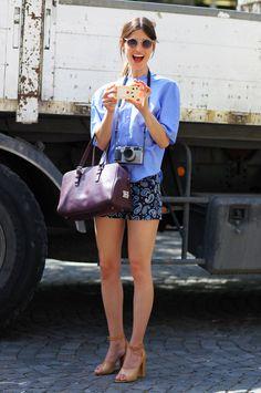 Hanneli in Acne + Stella McCartney | Street Fashion | Street Peeper | Global Street Fashion and Street Style