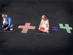 cute #baby #announcement idea for the math minded. Capture your memories at www.Jellifi.com