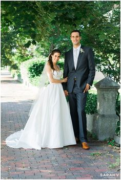#MadeleinesDaughterMoment, real bride, real wedding, wedding gown, bridal gown, Watters, Mimi, sweetheart, taffeta, ivory, ball gown, tuxedo, suit, veil