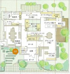 KTSイズ展示場|鹿児島県|住宅展示場案内(モデルハウス)|積水ハウス Diy And Crafts, House Plans, Floor Plans, Flooring, How To Plan, Architecture, Yahoo, Home Decor, Perth