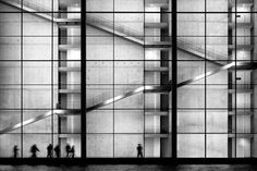 © Walter Schonenbrocher, Germany, Open entry, Architecture, 2013 Sony World Photography Awards / Fotoğraf Dark City, World Photography, Photography Awards, Monochrome Photography, Black And White Photography, Kai, Poster Online, Conceptual Fashion, Call For Entry