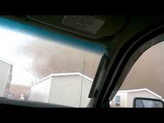 Imagens dramáticas mostram a fúria de tornado em Dakota do Norte | Super Pérolas