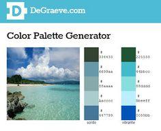 tavolozze colori