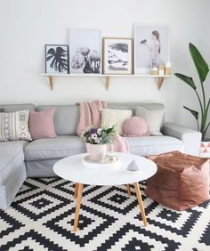 Fine 32 Awesome Scandinavian Home Decor Ideas