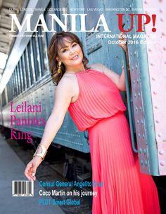 MANILA UP! October issue