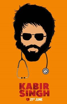 """The trailer of """"Kabir Singh"""" featuring Shahid Kapoor as Kabir Singh and Kiara Advani as Preeti is out and is already trending at the top. The trailer features an alcoholic Kabir who fell in love with a MBBS student Preeti."""