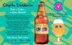 All Beers: Cerveja Capitu lança cerveja artesanal sem glúten e com mandioquinha
