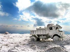 A Frozen Truck photo