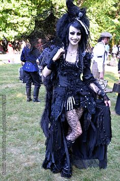 Victorian Picnic - Wave-Gotik-Treffen XXI WGT-2012 (54)