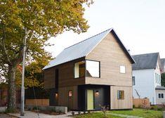 sgnw house von metropole architects moderne h user architektur und innenhof. Black Bedroom Furniture Sets. Home Design Ideas