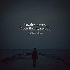 Loyalty is rare.. via (http://ift.tt/2tHnIVC)