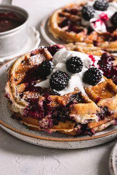Vegan Breakfast Smoothie, Best Vegan Breakfast, Savory Breakfast, Breakfast For Dinner, Healthy Breakfast Recipes, Brunch Recipes, Dessert Recipes, Brunch Ideas, Healthy Eating