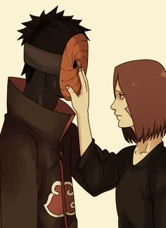 """""""Oh Obito, what have you become?"""" I teared up."""
