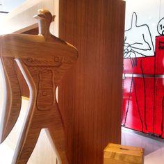 Hommage à Le Corbusier par Ora Ito chez Cassina #ddays #design #ddays15 #oraito #cassina #lecorbusier #lc50 #paris #instadeco #rivegauche #ruedubac