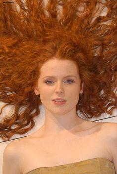 Redhead celtic women   ... irish redhead rachel lovely pale skinned green eyed irish redhead