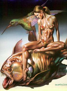 Nude women portfolio