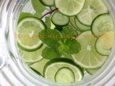 Água Detox 2   Nutrição, saúde e qualidade de vida