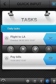 TaskFlow Navigation